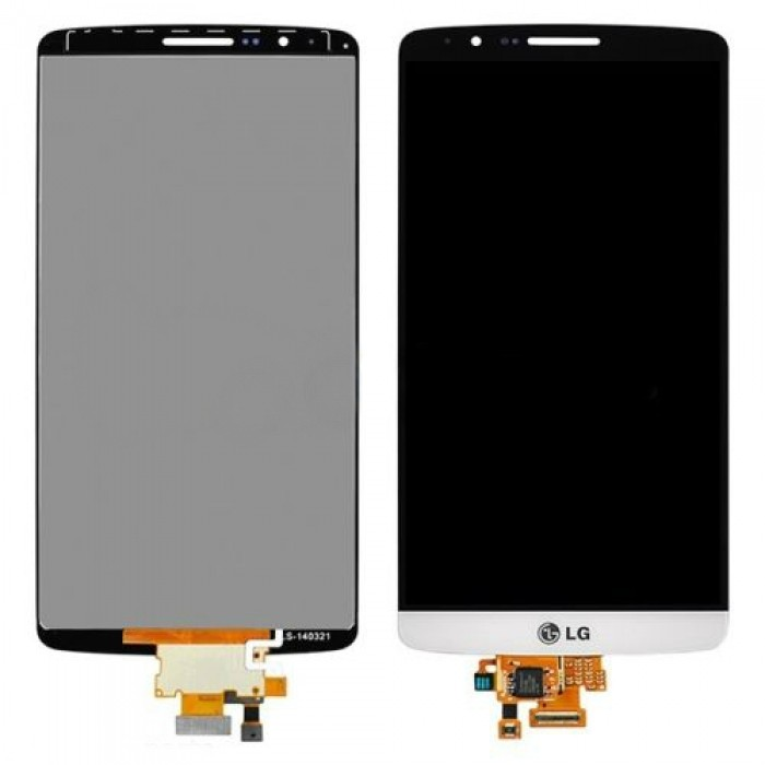 LG G3 Display Assembly / LCD+Digitizer+Frame Vervangen
